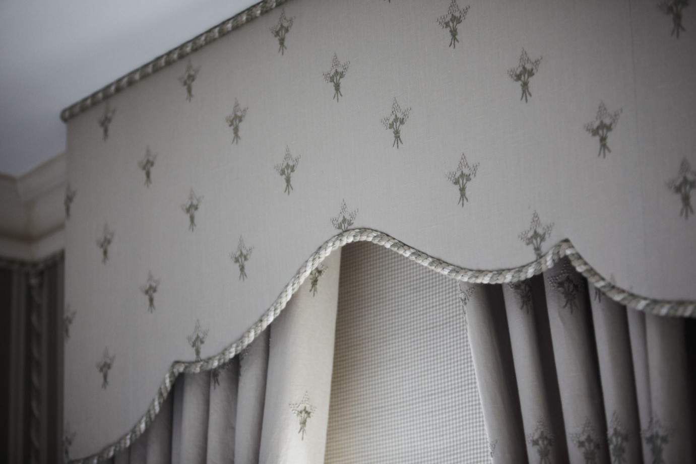 Image of: Window Treatments Throughout The Ages