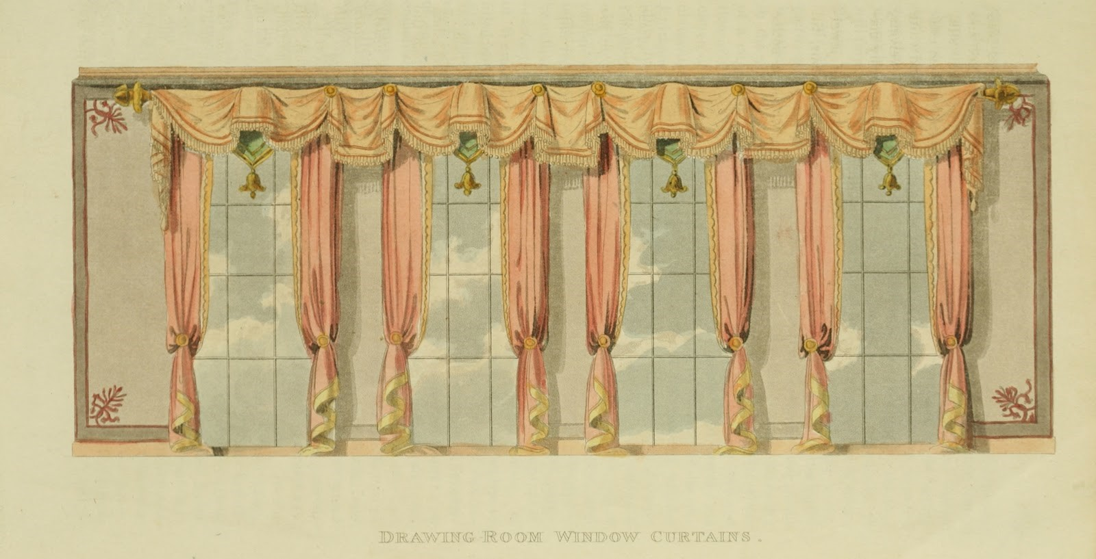 The History Of Blinds Curtains Window Treatments Blindsinabox